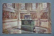 R&L Postcard: Edinburgh Castle National War Memorial Valentine's Art Colour