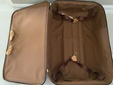 Louis Vuitton Monogram Pegase 60 Rolling Carry-on Suitcase Luggage