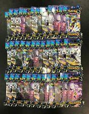 Pokemon Lost Thunder lot of 36 Sealed Carded Blister Packs = Booster Box