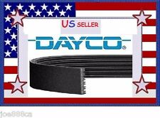 Serpentine Belt Power Steering Dayco 3PVK0930