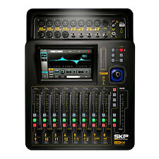 SKP Pro Audio D-Touch 20 Digital Mixing Console Touchscreen WiFi 20Inputs/15Buse