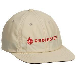 Redington Fly Fishing Quick Drying Nylon Hat / Cap - Sand / Khaki Color - NEW!
