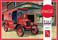 2017 AMT #1024 1/25 1923 Ford Model T Delivery Coca Cola PLASTIC MODEL KIT