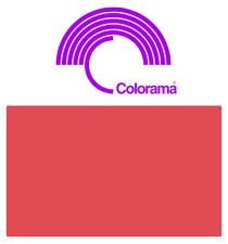 Colorama POPPY PVC Colormatt 4550  100cm x 130cm