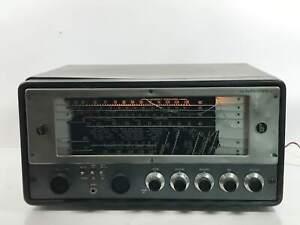 Hallicrafters SX-62A Vintage Ham Radio Receiver RETURNED PRECIOUSLY
