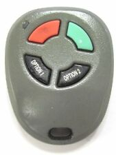 Prestige aftermarket wireless security transmitter gray keyless remote entry fob