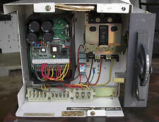 AC DRIVE in Motor Control Center Bucket w/breaker,