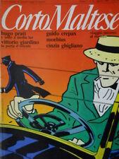 Corto Maltese 8 1985 - Giardino Crepax Moebius Cinzia Ghigliano -  [G.142]