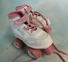 Chicago Roller Skates White Pink Children Size J12