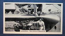 Short Singapore  MK 111  Flying Boat  Bomb Fitting  Vintage Photo Card
