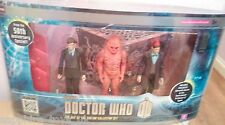 DOCTOR WHO THE DAY OF THE DOCTOR COLLECTOR SET - 50TH ANNIVERSARY SPECIAL - NEW