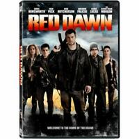 Red Dawn On DVD With Chris Hemsworth Very Good E01