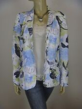 QUEENSPARK Linen Jacket sz 10 - BUY Any 5 Items = Free Post
