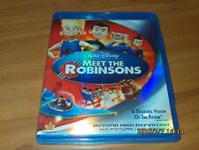 Meet the Robinsons (Blu-ray Disc, 2007)