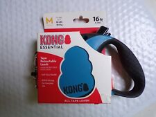KONG ESSENTIAL RETRACTABLE LEASH MEDIUM 16' TO 65 POUNDS