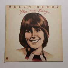 Helen Reddy / Free And Easy (Vinyl LP)