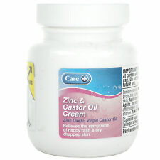 Care Zinc And Castor Oil Cream BP (Brands May Vary) 100g