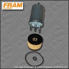 SERVICE KIT for JAGUAR X-TYPE 2.0 D DIESEL FRAM OIL FUEL FILTERS (2003-2009)