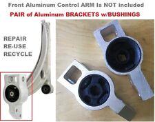 2pcSet Front Control Arm Brackets fit 09 Tiguan 09-15 Volkswagen CC 06-10 PASSAT