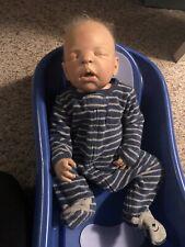 REBORN FULL BODY BABY BOY