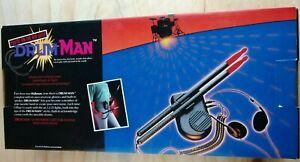 RARE DRUM MAN WALKMAN 1990'S WALKING DRUM MACHINE WITH DESIGN IN MIND