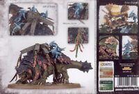 Warhammer AoS Seraphon Bastiladon / Ark of Sotek / Solar Engine -NoS-