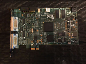 DALSA  CORECO OR-X1C0-XPD00 X64-CL PCIe Frame Grabber Board Camera Interface