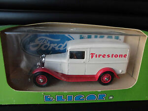 "ELICOR Ford V8 Transporter ""Firestone"""