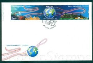 PORTUGAL 2020 150 YEARS SUBMARINE CABLE IN PORTUGAL FDC