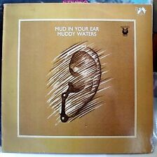 GERMAN PRESSING * MISSISSIPPI WATERS * MUD IN YOUR EAR * REMIXED AUDIOPHILE NM