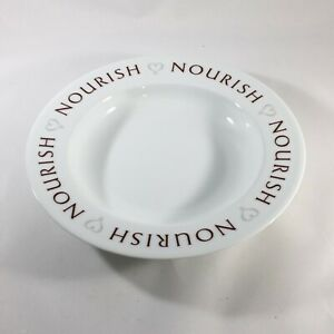 """Pampered Chef """"Round up from the Heart""""  Nourish Soup Bowl #2949 2014"""