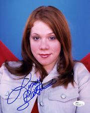 (Ssg) Lynsey Bartilson Signed 8X10 Color Photo with a Jsa (James Spence) Coa