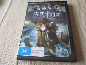 Harry Potter And The Deathly Hallows : Part 1 (DVD, 2012) Region 4