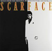 Scarface - Original Soundtrack - Picture Disc Vinyl LP *NEW/SEALED*