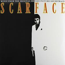 Scarface - Original Soundtrack - Picture Disc Vinyl LP *NEW/SEALED*