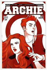 Free P & P: Archie #29 (May 2018) (H) Cover 'A', Audrey Mok