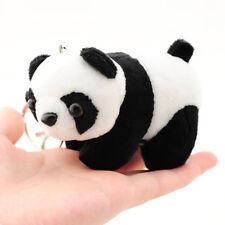 Cute Plush Mini Panda Keychain