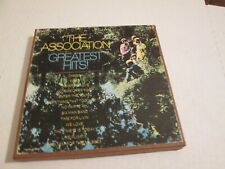 The Association -Greatest Hits REEL TO REEL TAPE 7 1/2 IPS EXCELLENT SHAPE