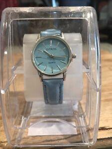 Citron Quartz Watch, Boxed, Blue Womens