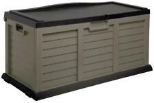 Starplast 14-811 Plastic Cushion Box - Mocha
