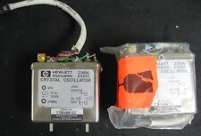 HP Agilent Keysight Crystal Oven Oscillator TCXO New Old Stock 10MHz Z3804-6020