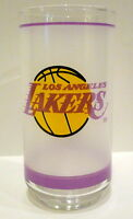 Los Angeles Lakers Basketball Team Logo Mobil Oil Premium Drinking Glass