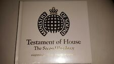 TESTAMENT OF HOUSE  Second Prophecy+CD NEU**Party House by Knee Deep ☆2CDs OVP