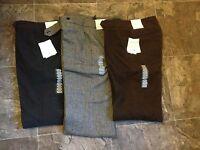 BRAND NEW CALVIN KLEIN WOMEN'S CLASSIC FIT DRESS PANTS SIZES 4, 6, 8, 10, 12,14