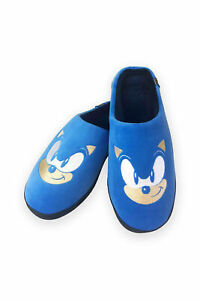 Sonic the Hedgehog Class of 91 Retro Gaming Mule Slippers