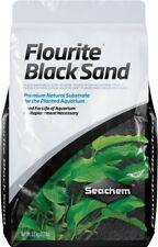 Seachem Flourite Black Sand Planted Aquarium Gravel 3.5kg/7.7lbs