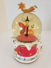 Neiman Marcus 2003 Shooting Star Snow Globe Art Waterglobe Limited Edition