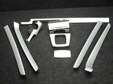 Audi A4 B6 8E S-Line Dekorleisten Set Alu