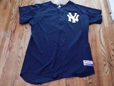 New York Yankees Joe Torre 2006 Game Used Batting Practice Jersey Steiner LOA