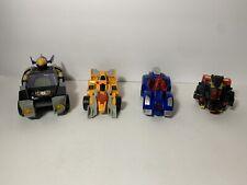 Switch & go Dinos - Rare group of 4